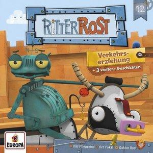 Ritter Rost Hörspiel 12. Verkehrserziehung