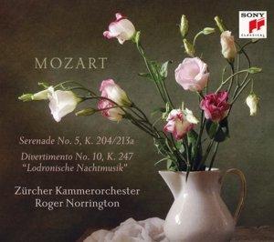 Mozart: Serenade K. 204 & Divertimento K. 247