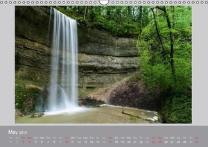 Switzerland Mountainscapes 2015 (Wall Calendar 2015 DIN A3 Lands