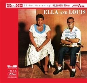 Ella And Louis-Ultra-HD-CD 32bit Mastering