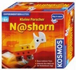 Kleine Forscher - Nashorn (Experimentierkasten)