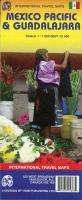 Mexico Pacific / Guadalajara 1 : 1 000 000 / 1 : 12 500 - zum Schließen ins Bild klicken