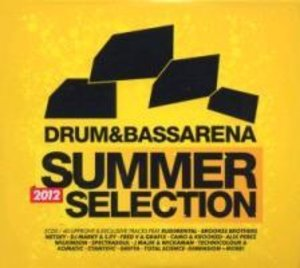 Drum & Bass Arena-Summer Selection 2012