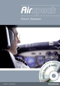 Airspeak Coursebook and CD-ROM Pack