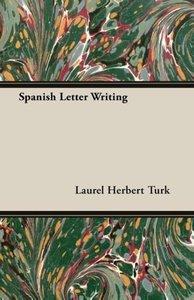 Spanish Letter Writing