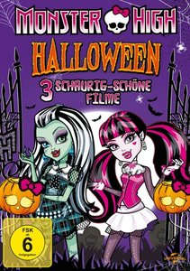 Monster High - Halloweenbox