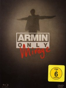 Armin Only/Mirage (Bluray+DVD)