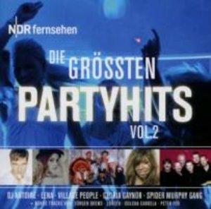 NDR-Die Größten Partyhits Vol.2