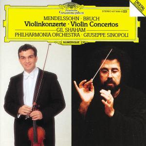 Violinkonzert op.64+1