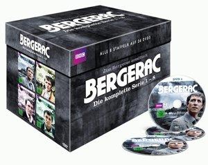 Jim Bergerac Ermittelt - Die Komplette Serie