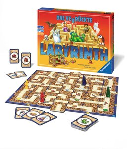 Das ver-rückte (verrückte) Labyrinth
