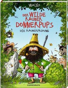 Der wilde Räuber Donnerpups (Bd. 1)