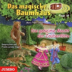 Das Magische Baumhaus 39/Die Geheime Macht Der Zau