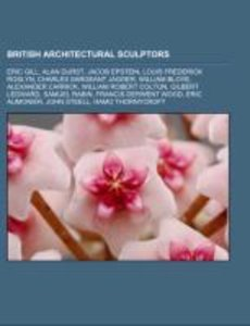 British architectural sculptors