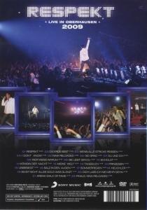 Respekt-live 2009