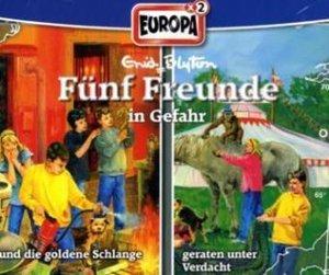 Fünf Freunde in Gefahr - 2er Box Folge 55 und 64