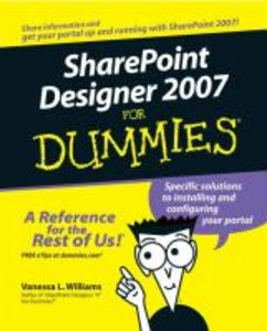 SharePoint Designer X for Dummies
