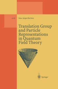 Translation Group and Particle Representations in Quantum Field