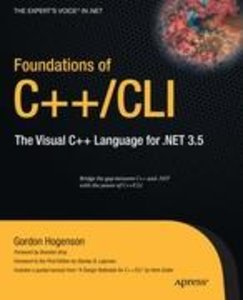 Foundations of C++/CLI