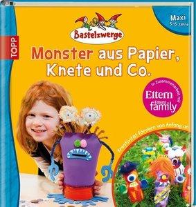 Monster aus Papier, Knete und Co