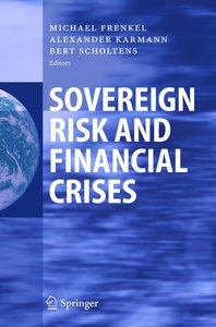 Sovereign Risk and Financial Crises