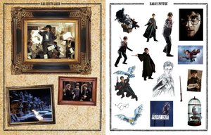 Harry Potter Stickerbuch