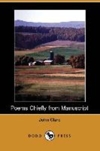 Poems Chiefly from Manuscript (Dodo Press)