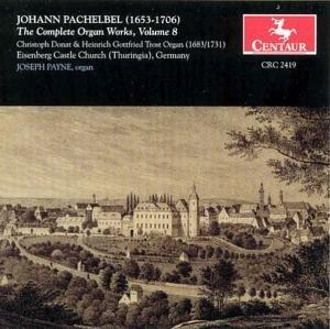 Sämtliche Orgelwerke Vol.8