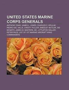 United States Marine Corps generals