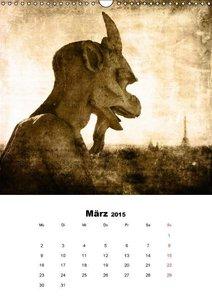 Dobrindt, J: Paris with Love (Wandkalender 2015 DIN A3 hoch)