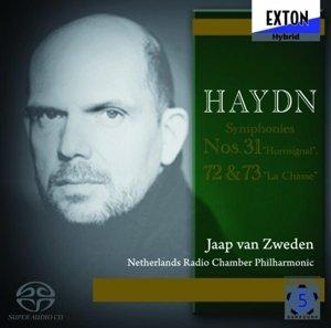 Sinfonien 31,72 & 73