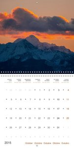 Dawn and Dusk (Wall Calendar 2015 300 × 300 mm Square)