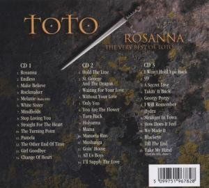 Rosanna/The Best Of Toto