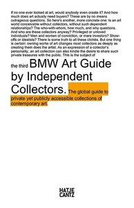 The Third BMW Art Guide by Independent Collectors