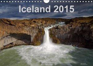 Iceland 2015 (Wall Calendar 2015 DIN A4 Landscape)