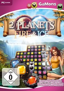 GaMons - 2-Planets Ice&Fire