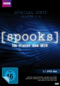 Spooks - Im Visier des MI5 - Special Unit (Staffel 1 - 4)