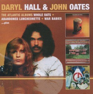 Whole Oates/Abandoned Luncheonette (+Bonus)/War Ba