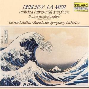 La Mer/Afternoon/Dances Sacree e profane