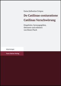 Gaius Sallustius Crispus: De Catilinae coniuratione. Catilinas V