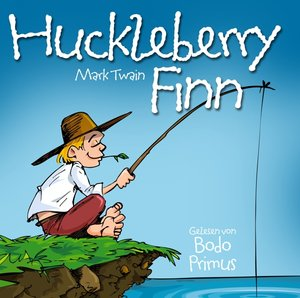 Huckleberry Finn Von Mark Twain