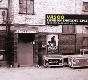 Vasco London Instant (Live 04.05.2010)