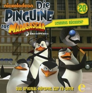 Pinguine A.Mad.;(20)HSP TV-Lemmy