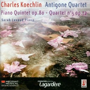 Quintet with piano op.80/String Quartet 3 op.72