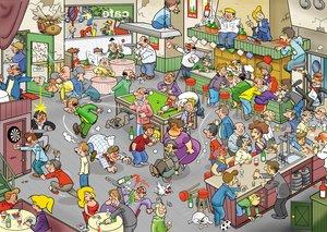 Goliath Toys 71302006 - Thats Life Wimmel: Bar, Puzzle 1000 Teil