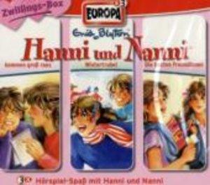 Hanni und Nanni Box 04. Zwillingsbox