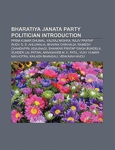 Bharatiya Janata Party politician Introduction