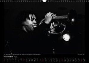 Jazz onstage (Wall Calendar 2015 DIN A3 Landscape)