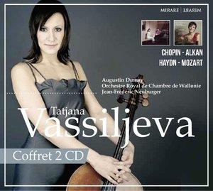 Coffret Tatjana Vassiljeva