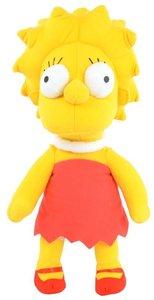 United Labels 1000038 - Simpsons, Plüschfigur: Lisa